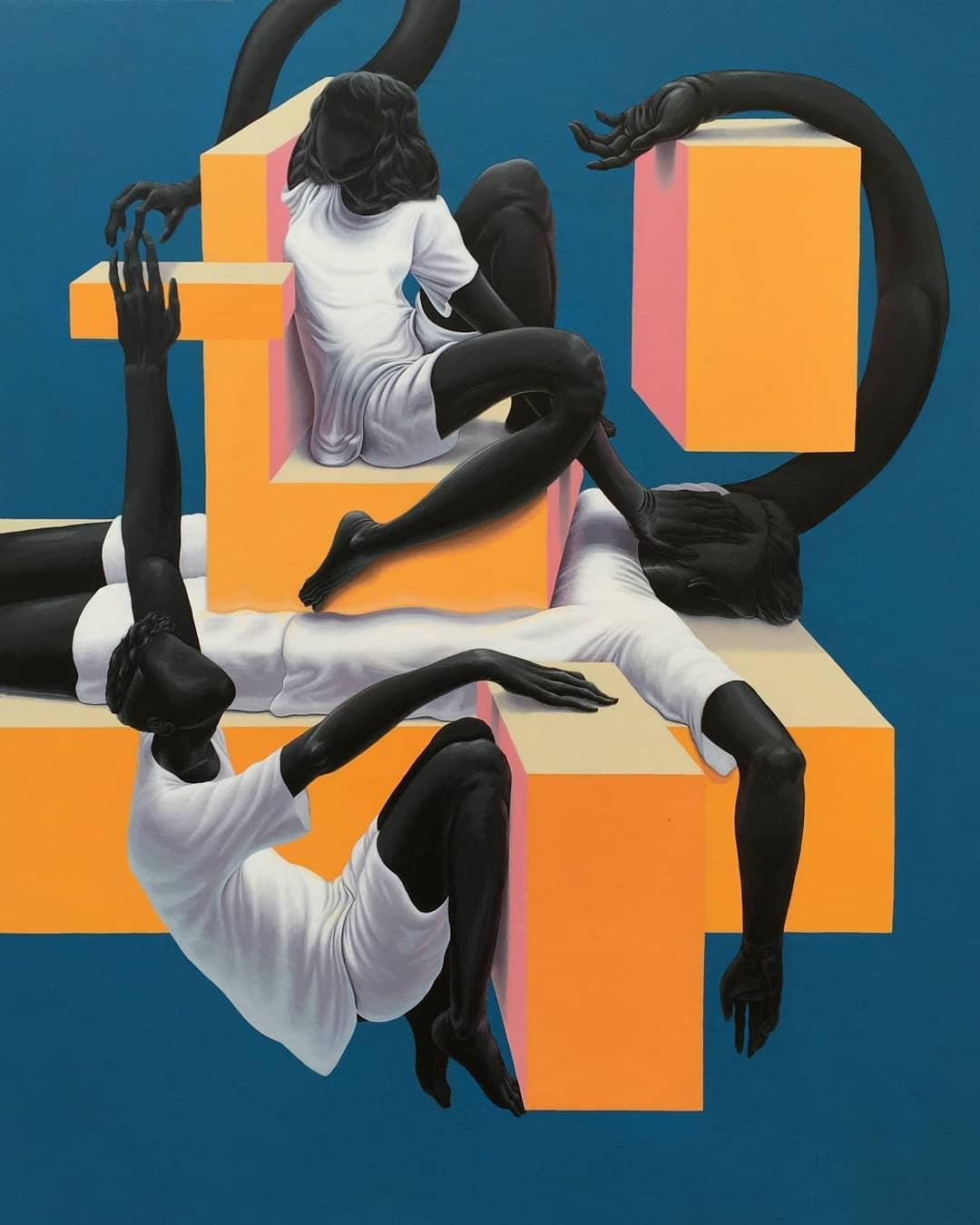 hifructose art magazines Alex Gardner