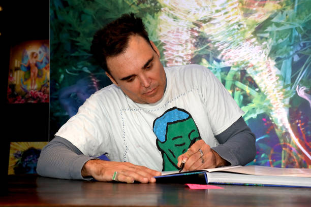 David LaChapelle Book Signing 2