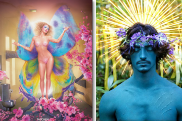 David LaChapelle Books Cover