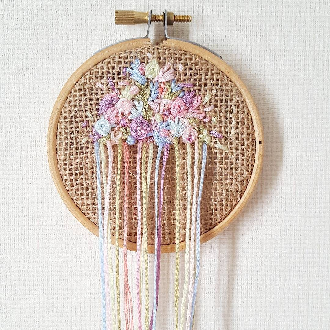 loustitches instagram embroidery