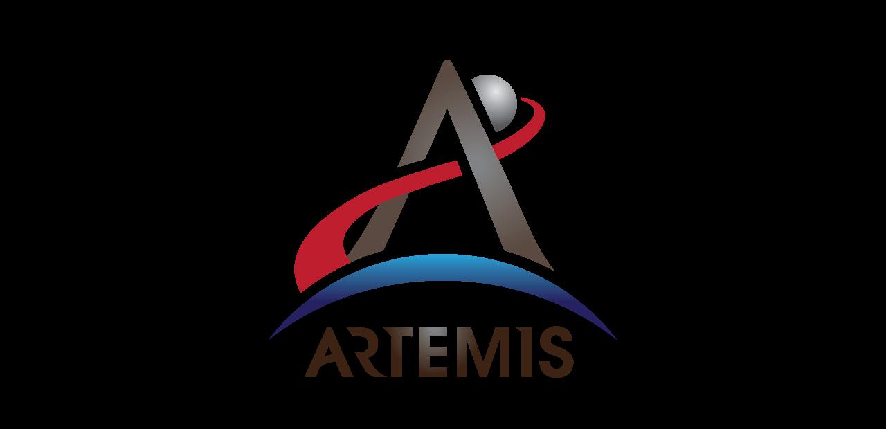 NASA Artemis Program Logo Branding