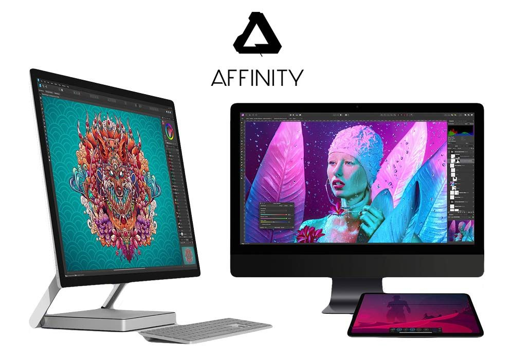 Affinity Editing Software