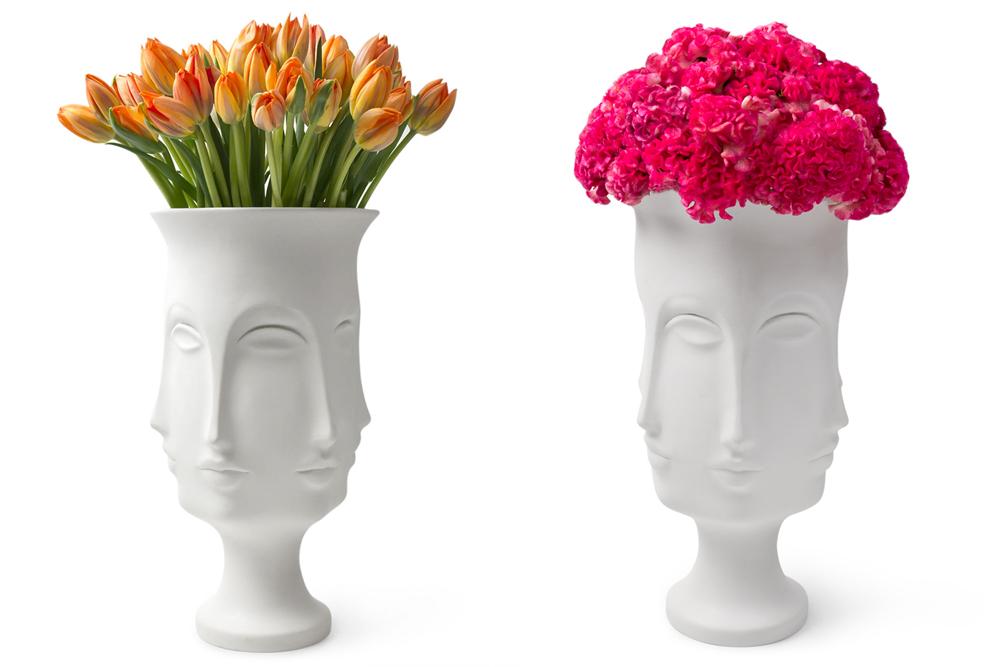Jonathan Adler Dora Maar Urn Vase Home Decor Holiday Gift Guide