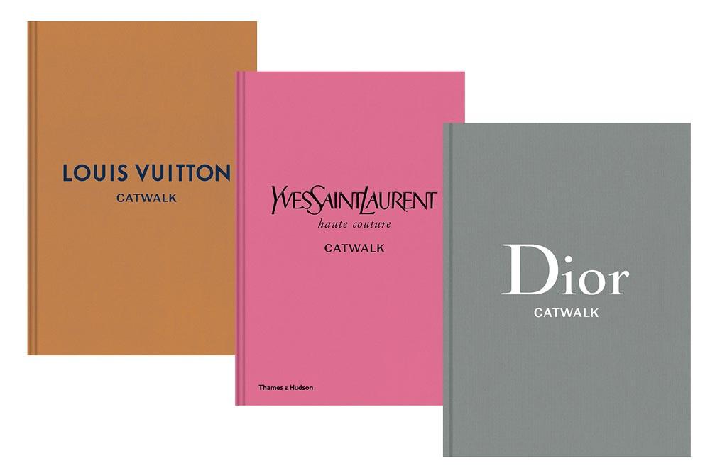 Fashion Designer Coffee Table Books