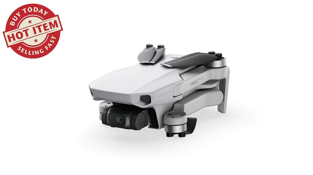 DJI Mavic Mini Drone Tech Holiday Gift Guide