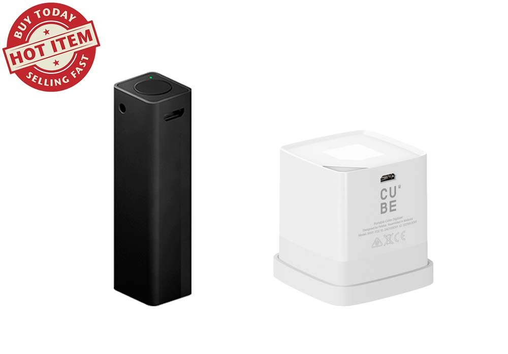 CUBE Pico by Palette Tech Holiday Gift Guide