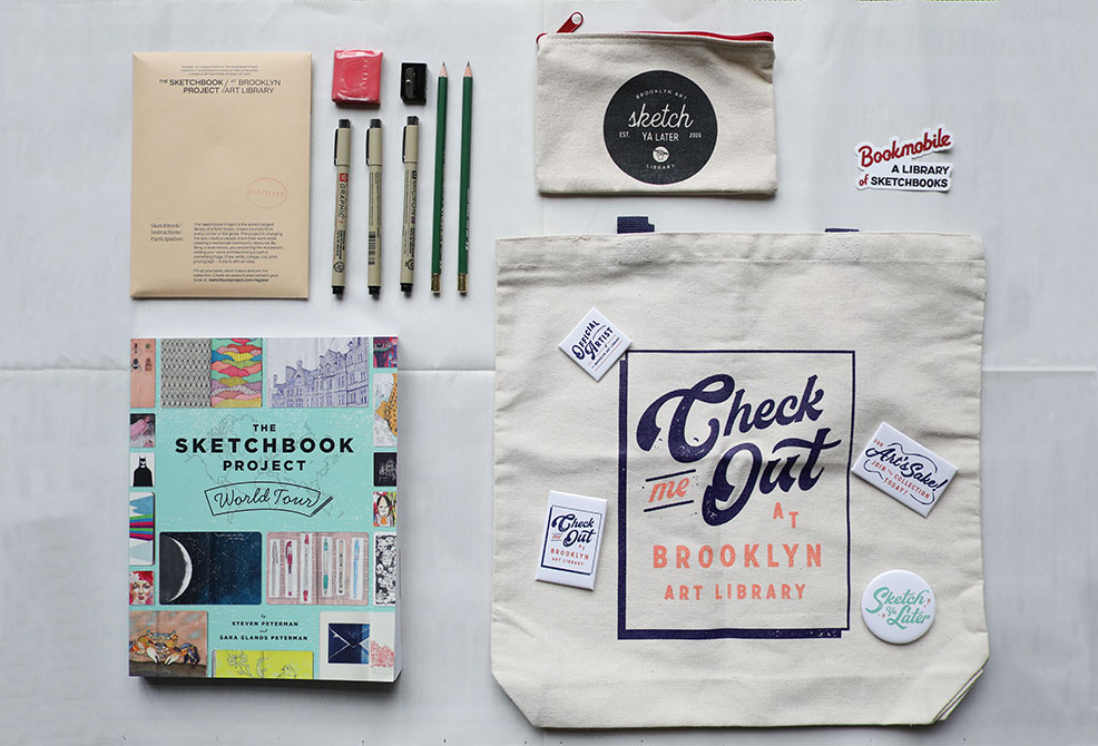 Brooklyn Art Library Online Shop Starter Kit