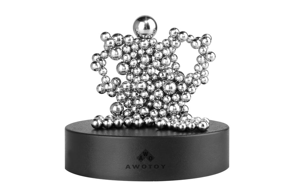 Magnetic Ball Desk Decor